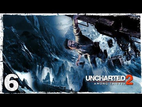 Смотреть прохождение игры Uncharted 2. Серия 6: Висящий на столбе.