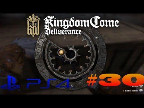 Kingdom Come: Deliverance PS4 ⚔️ #30 Erfolgreiches Schlösserknacken - Let's Play PS4 Deutsch