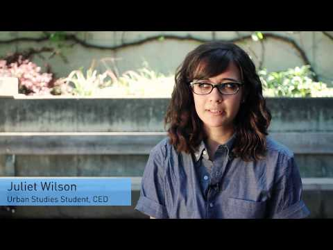 Bachelor's Degree Programs at UC Berkeley's College of Environmental Design
