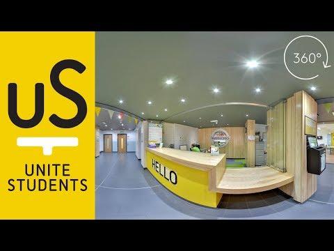 360 Tour - Glasgow Student Accommodation | Unite Students