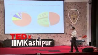 How biotechnology can transform Dairy Farming | T K Dutta | TEDxIIMKashipur