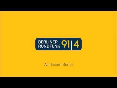 Berliner Rundfunk 91.4 - Jingles (2014)