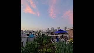 옥탑방 하늘