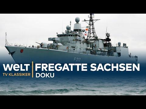 Fregatte Sachsen -