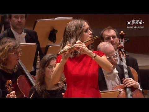 Nielsen: Flötenkonzert ∙ hr-Sinfonieorchester ∙ Clara Andrada de la Calle ∙ Jaime Martín