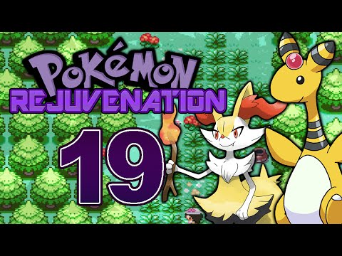 Pokemon Rejuvenation Part 19: Route 3 & Kampf gegen Scout Amaria!