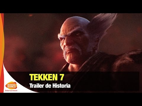 TEKKEN 7 - Trailer de Historia - Bandai Namco Latinoamérica