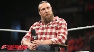 The Miz grills best-selling author Daniel Bryan in a heated edition...