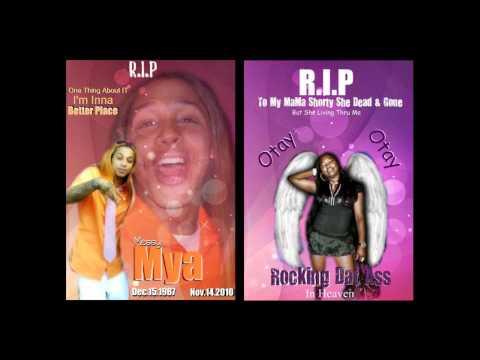 RIP Magnolia Shorty & Messy Mya  DjCal mixx