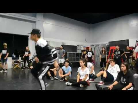 "Melvin Timtim choreography | ""Just A Lil Bit"" | 50 Cent"