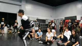 "Melvin Timtim choreography | ""Just A Lil Bit"" 