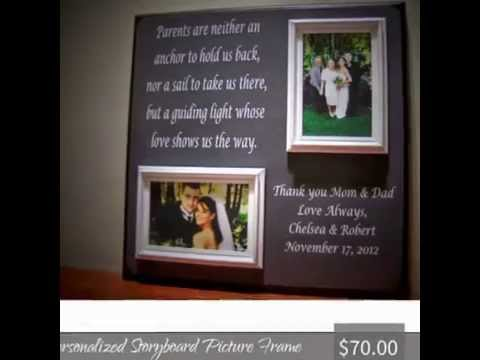 Best Wedding Anniversary Gifts For Parents Youtube