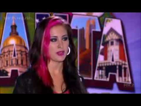 Jessica Meuse ~ Blue Eyed Lie ~ American Idol 2014 Auditions, Atlanta (HD)