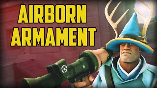 Airborn Armament! The Cool Combo, Muselk Ramblings.