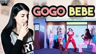 MAMAMOO - gogobebe (고고베베)   MA GIRLS COMEBACK BIG TIME   Reaction