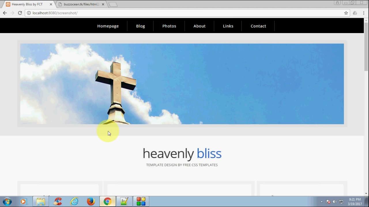 How To Take Screenshot Of Webpage Using Javascript Youtube