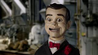 GOOSEBUMPS 2 Slappy Behind The Scenes Interview - Haunted Halloween