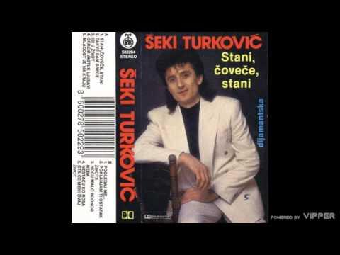 Seki Turkovic - Poklanjam ti ostatak zivota - (Audio 1990)