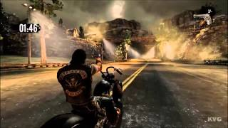 Ride to Hell: Retribution Gameplay PC HD