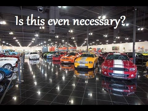 GTA V InportExport Car Garage Tour YouTube - Show car garage