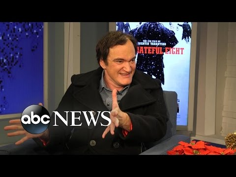 Quentin Tarantino on Why He Will Quit Making Movies