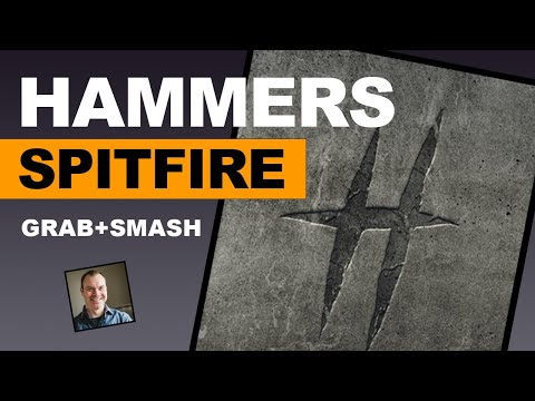 Spitfire Audio: Hammers (Charlie Clouser) Grab & Smash First Play