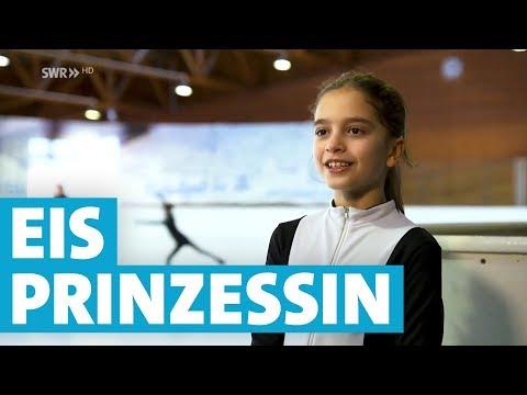 Eiskunstläuferin Sasha Tandogan