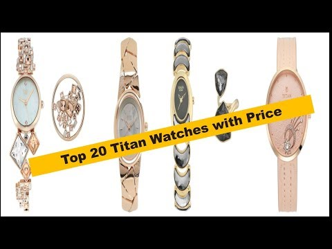 Latest Titan Watches With Price