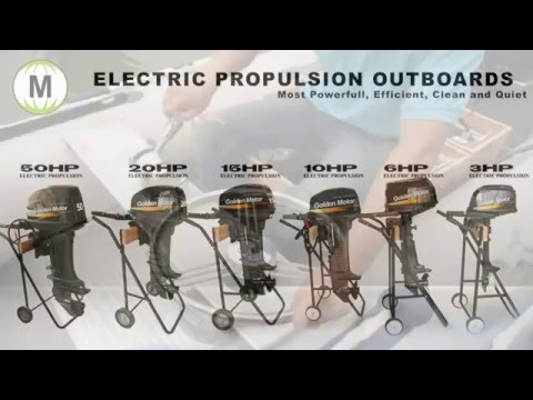 Electric propulsion outboards inboards drive kits 5h for Electric outboard motor conversion
