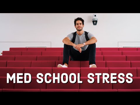 Medical School Stress (Time Management & Motivation) | KharmaMedic