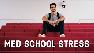 How to deal with stress in Medical School | KharmaMedic