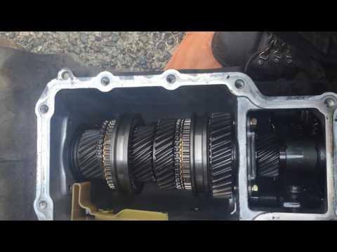 2001 Ford Ranger V6 M5OD-R1-HD transmission question.