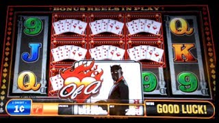 HAND OF THE DEVIL | Bally - BIG WIN Bonus w/ Locking Wilds