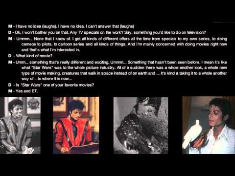 Michael Jackson 1983 interview with Diane Collins  - FULL