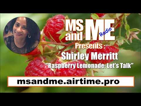 Raspberry Lemonade: Let's Talk! - MS Within The Family The G