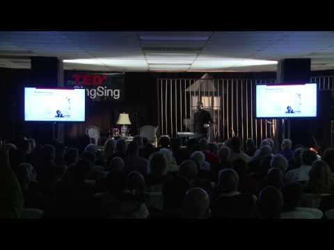 Hill Harper | Transcending Mental Bars | TEDxSingSing