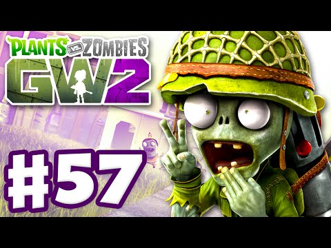 Plants vs. Zombies: Garden Warfare 2 - Gameplay Part 57 - Foot Soldier! (PC)