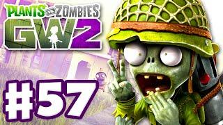 Plants vs. Zombies: Garden Warfare 2 - Gameplay Part 57 - Foot Soldier! (PC)