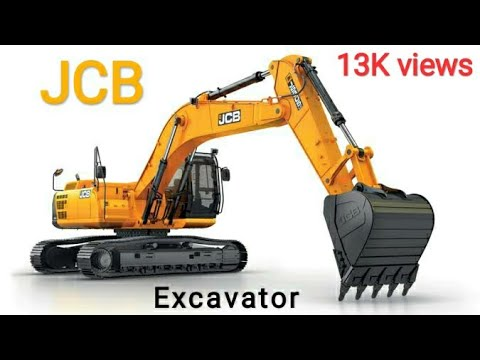 JCB 205 LC 2018 - YouTube