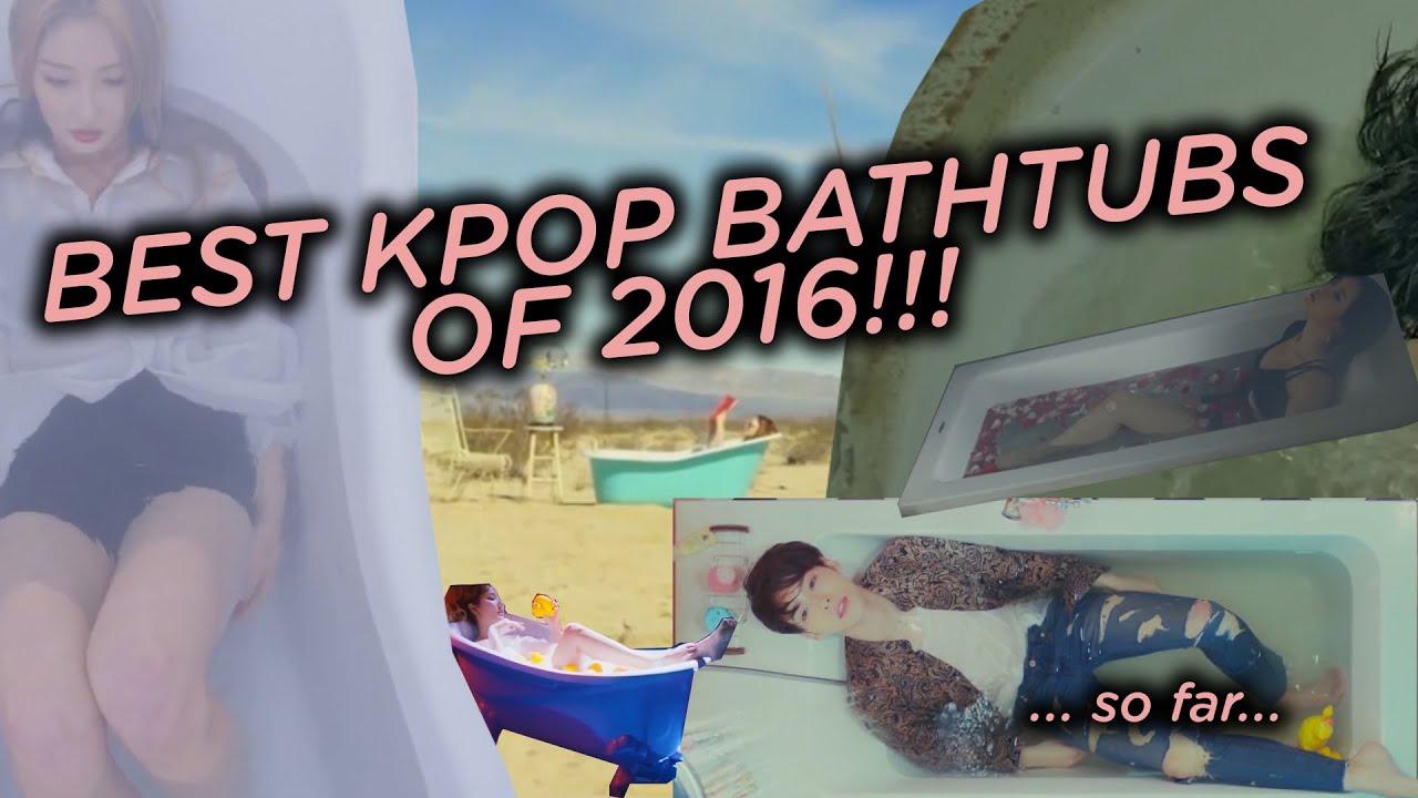 The best kpop bathtubs of 2016 so far youtube for Best bathtubs 2016