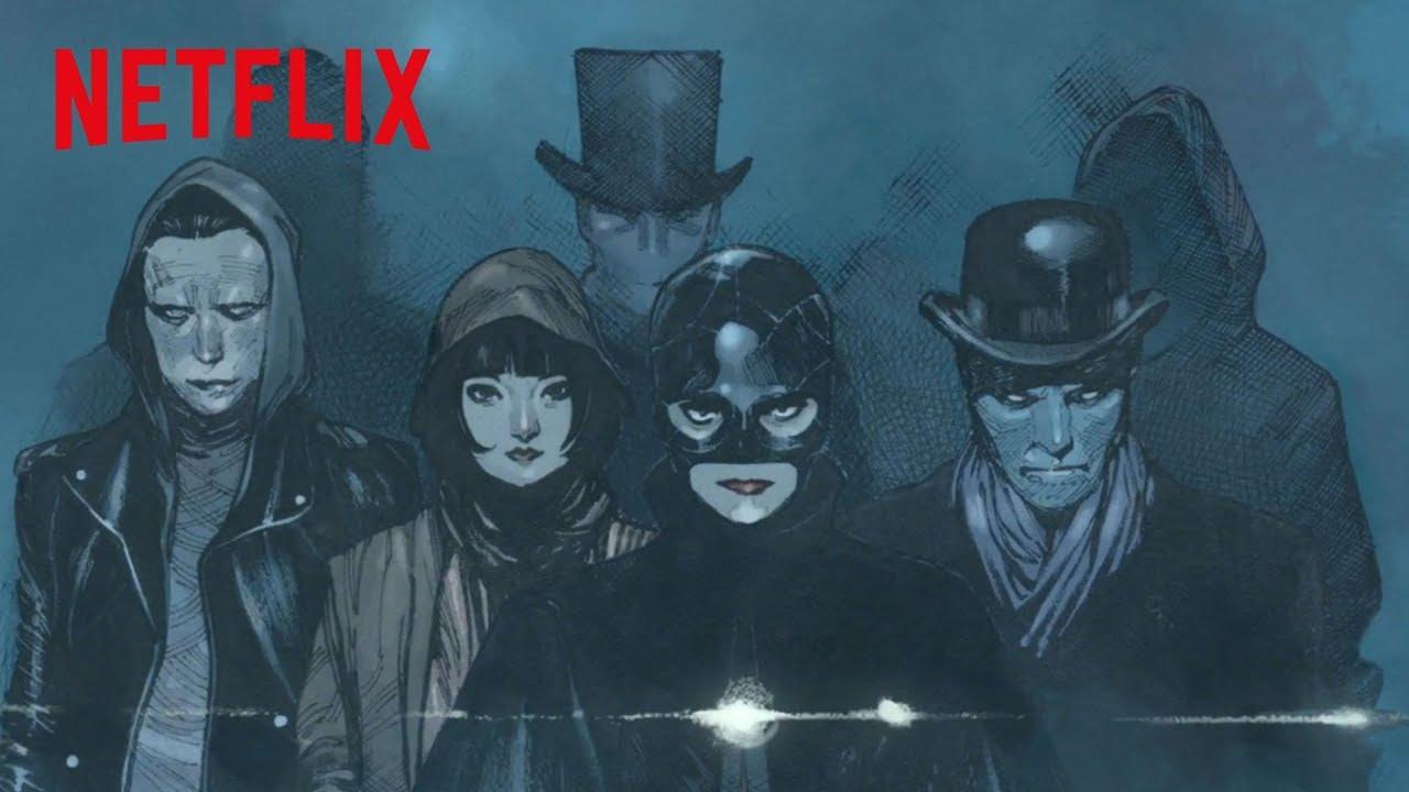 The Magic Order | Trailer da Edição No. 1 | Netflix - YouTube