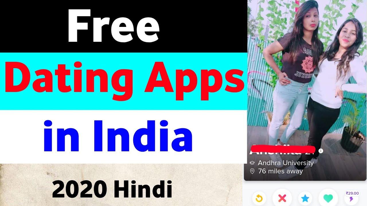 Dating-apps in indien kostenlos
