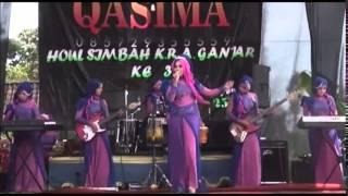 Gambar cover Qasima Terbaru - Asyik Santai - Full Qasidahan