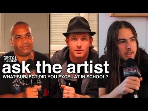 MAYHEM FEST What Did You Excel at in School? - ASK THE ARTIST on Metal Injection
