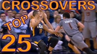 Top 25 BEST Crossovers and Handles of the Week | 01.15.17 - 01.21.17