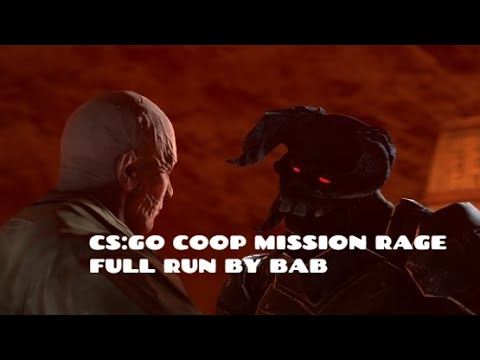 CSGO Coop Mission Rage FULL RUN