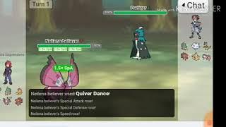 Pokemon showdown (neilena vivillon muere XD)