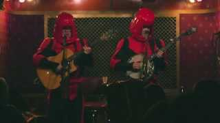 "Future Folk - ""Sting Theory"" Live at Pete"
