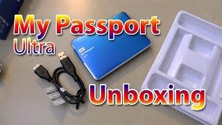 My Passport Ultra - Unboxing