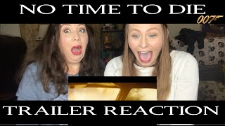 No Time To Die Trailer Reaction